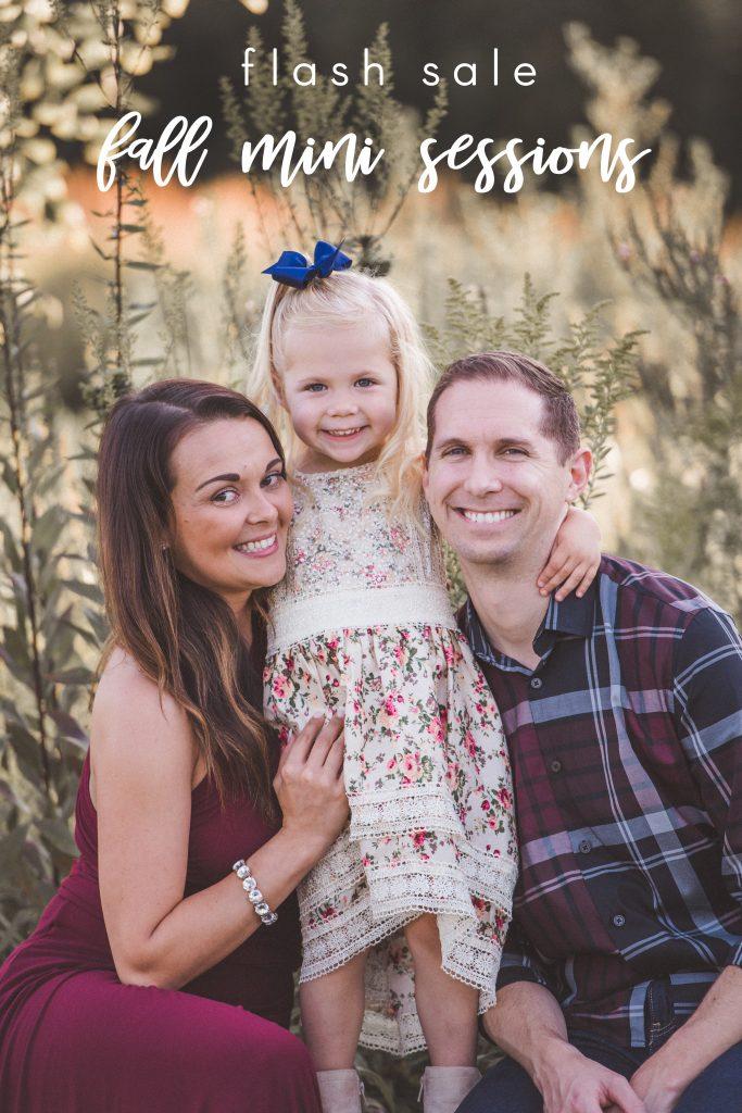 Edwardsville Family Mini Sessions