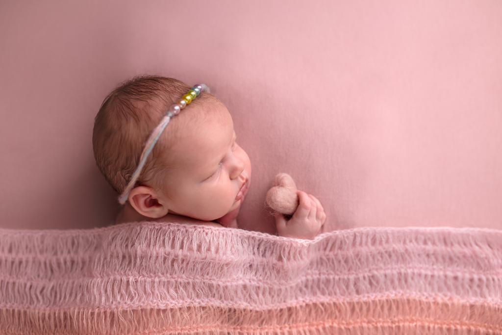 Rainbow Baby St. Louis Newborn Photographer 04