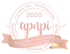 Edwardsville Newborn Photographer Accredited by APNPI